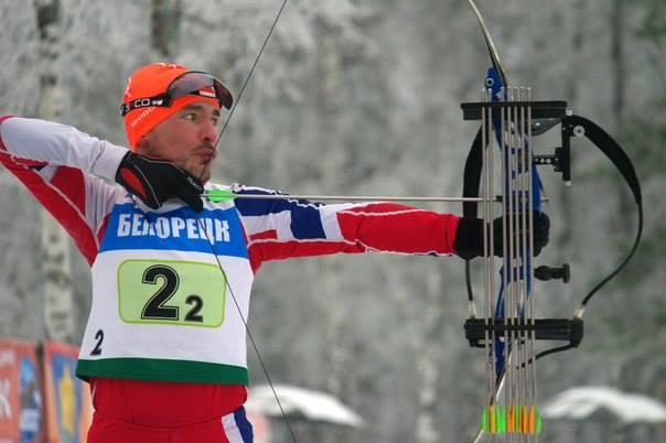 Skidbågskytte eller Ski Archery